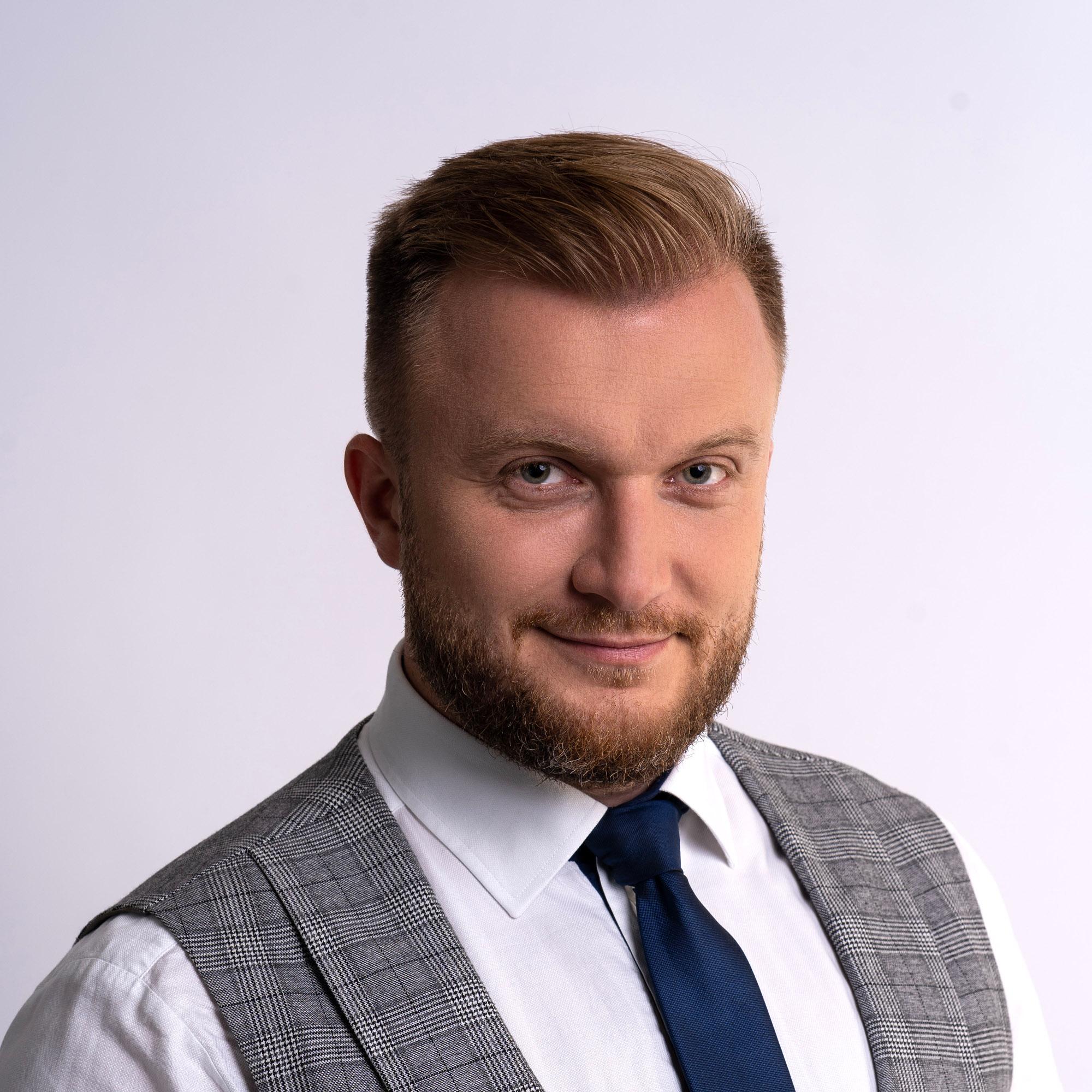 Adrian Gorzycki Webinar Experts