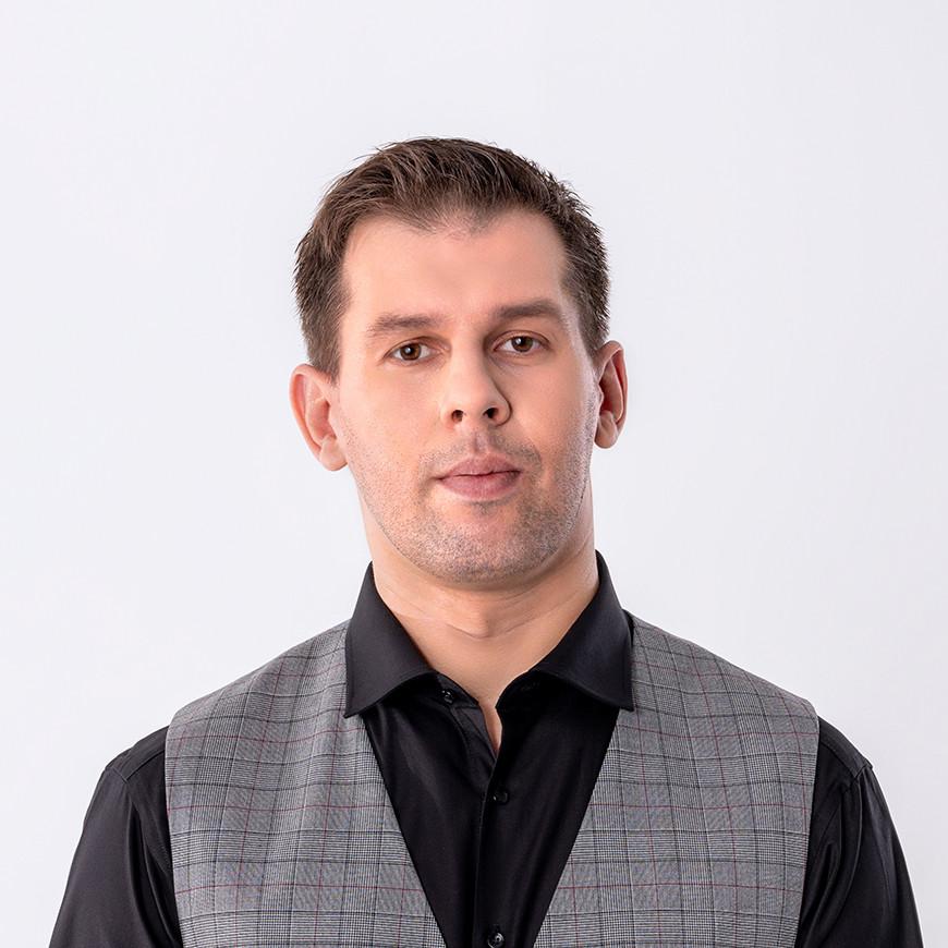 Webinar Experts Patryk Omiotek